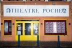 Le Théâtre Poche à Charleroi. (Photo: Daniel Ballez)