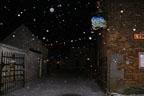 La neige est au rendez-vous...<br />(Photo : Yvonne Vansteenkiste)